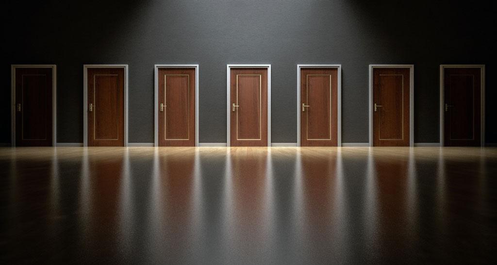 Da Vinci Room Doors